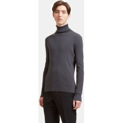 Aiezen Wool-Blend Turtleneck Sweater in Grey found on MODAPINS from LN-CC (UK) for USD $259.42