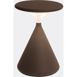 Tobias Grau Lighting - 'Salt & Pepper' lamp, black in dark Aluminium found on Bargain Bro from wallpaper for £364