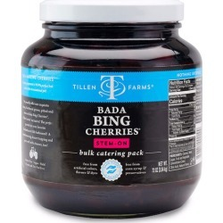 Tillen Farms Bada Bing Cherries, 72 Ounces found on Bargain Bro from Stonewall Kitchen for USD $26.56