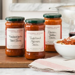 Stonewall Kitchen Our Pasta Sauce Collection found on Bargain Bro from Stonewall Kitchen for USD $17.37