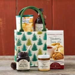 Deluxe Maine Morning Tote Gift