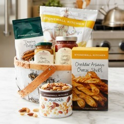 Ready-to-Snack Basket found on Bargain Bro India from Stonewall Kitchen for $54.95