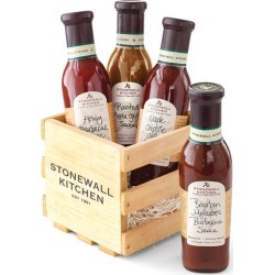 Grill Sauce Gift Crate found on Bargain Bro Philippines from Stonewall Kitchen for $34.95