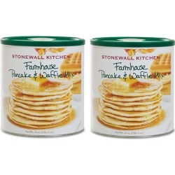 Farmhouse Pancake & Waffle Mix - 2-pack found on Bargain Bro Philippines from Stonewall Kitchen for $21.95