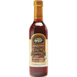 Napa Valley Naturals Organic Toasted Sesame Oil found on Bargain Bro from Stonewall Kitchen for USD $6.04