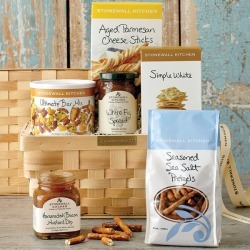 Snack Basket found on Bargain Bro India from Stonewall Kitchen for $49.95