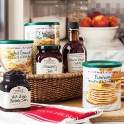 Morning Favorites Gift Basket found on Bargain Bro India from Stonewall Kitchen for $74.95