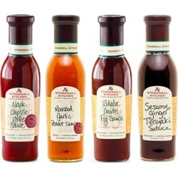 Our Classic Grille Sauce Collection found on Bargain Bro Philippines from Stonewall Kitchen for $27.75