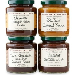 Stonewall Kitchen Our Dessert Sauce Collection found on Bargain Bro from Stonewall Kitchen for USD $20.52
