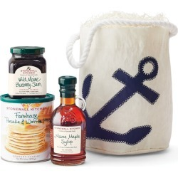 Sea Bags® Bucket Bag Breakfast Gift (Anchor)