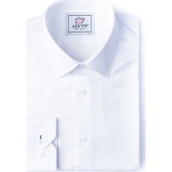 Oliver Dress Shirt by Alynn -  White Cotton found on Bargain Bro Philippines from Ties.com for $55.00