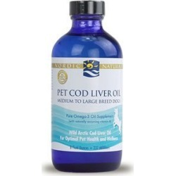 Pet Cod Liver Oil (medium and large breed dogs)