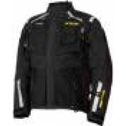 Klim Badlands Motorcycle Jacket Black