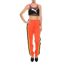 Fenty Puma by Rihanna Mesh Cropped Tank Top found on Bargain Bro India from italist.com us for $40.00