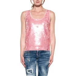 Pink Sequined Top found on Bargain Bro India from italist.com us for $470.00
