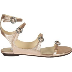 Jimmy Choo Naia Flat Sandals