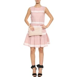RED Valentino Pleated Dress found on Bargain Bro India from italist.com us for $236.00