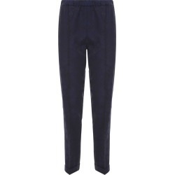 Alberto Biani Jaquard Wool-blend Trousers found on MODAPINS from italist.com us for USD $307.88