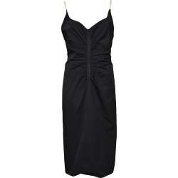 N.21 N.21 Pleated Detail Dress found on Bargain Bro India from italist.com us for $214.00