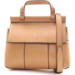 Tory Burch Mini Block-t Leather Cross-body Bag