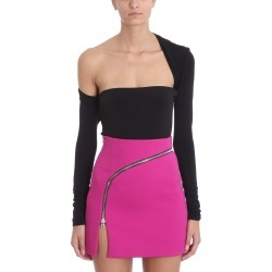 Alexander Wang Asymmetric Draped Bodysuit found on MODAPINS from Italist for USD $540.83