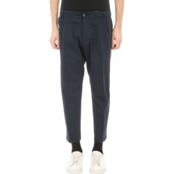 Low Brand T7.0 Lux Foster Blu Cotton Pants