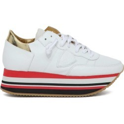 Philippe Model Sneaker With Platform title=