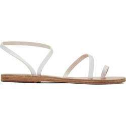 Ancient Greek Sandals White Apli Eleftheria Sandals found on MODAPINS from ssense asia-pacific for USD $119.17
