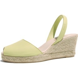 Foro leather sandals in lime found on Bargain Bro Philippines from hardtofind.com.au for $108.73