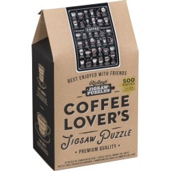 Ridley's - Jigsaw Puzzle 500 pcs Coffee Lovers