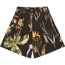 Tomcsanyi - Duna Cargo Shorts 'Dark Botanical' found on MODAPINS from Wolf and Badger for USD $190.95