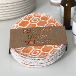Reusable Eco Friendly Face Wipes, Alta Fabric found on MODAPINS from hardtofind.com.au for USD $21.95