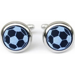 Black Soccer Cufflinks found on Bargain Bro India from hardtofind.com.au for $39.18