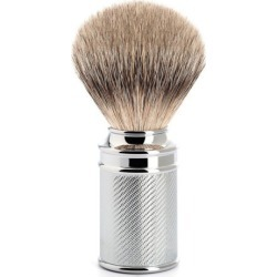 Muhle shaving brush M89 silvertip chrome handle found on MODAPINS from hardtofind.com.au for USD $135.40
