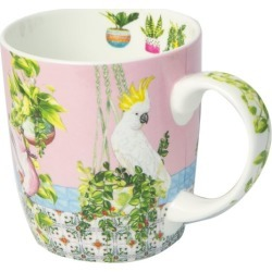 Tropical Abode China Mug