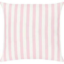 Catherine & Jean - Paloma Cotton Linen Cushion Pink Stripe found on Bargain Bro UK from Wolf and Badger