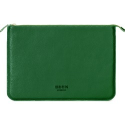 BEEN London - Dalston Laptop Case 13' in Rainforest Green found on Bargain Bro UK from Wolf and Badger