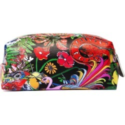 Jessica Russell Flint - Mini Make Up Bag - Glorious Beasties found on Bargain Bro UK from Wolf and Badger