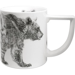 Jane Lee McCracken - Mummy Bear Fine English Bone China Mug found on Bargain Bro UK from Wolf and Badger