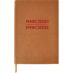 Sloane Stationery - Narcissist Small Notebook found on Bargain Bro India from Wolf & Badger US for $47.00