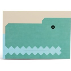 Papier Merveille - Crocodile Drawing Pad found on Bargain Bro India from Wolf & Badger US for $20.00