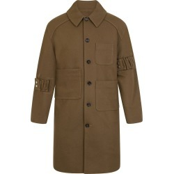 1x1Studio - Khaki Mac Coat