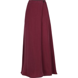 FLOW - Red Berry Wrap Me Skirt