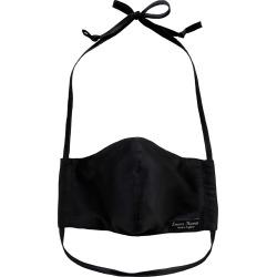 Emma Harris - Non Medical Face Mask - Black Silk