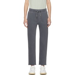 Amo Black HR Straight-Leg Lounge Pants found on MODAPINS from SSENSE for USD $180.00