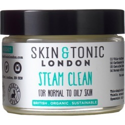 SKIN & TONIC - Steam Clean found on Makeup Collection from Wolf and Badger for GBP 27.75