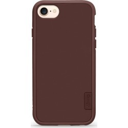 DTLA Impact Resistant Case for iPhone in Maroon