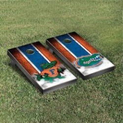 Florida Gators Cornhole Game Set Vintage Alternate