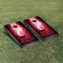 Cincinnati Bearcats Cornhole Game Set Metallic-Look