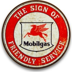 Mobil Friendly Service Sign